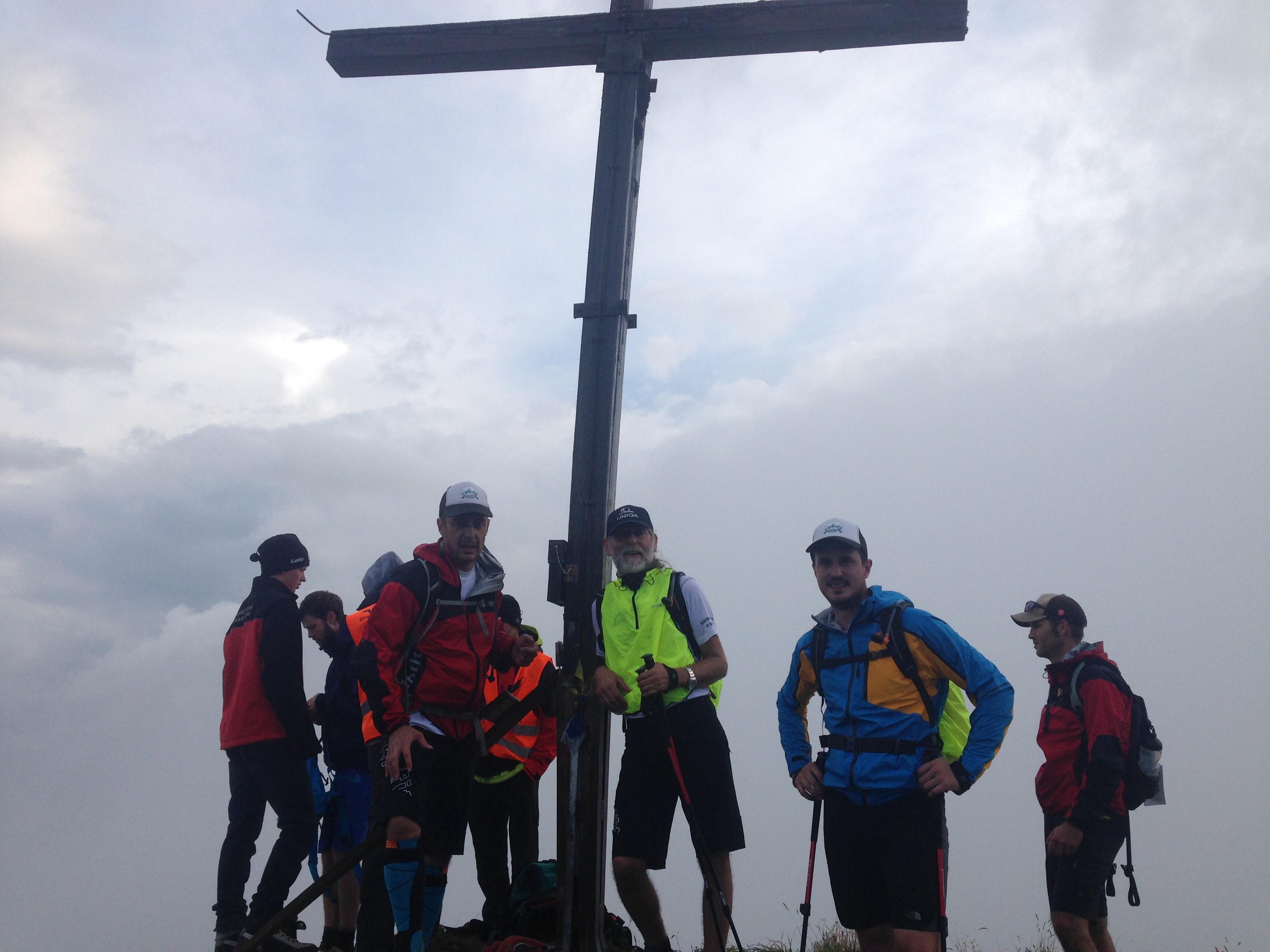 Höferspitze Summit
